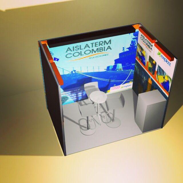 Alquiler producción comercial stands eventos congresos Cartagena Colombia www.esecsas.com