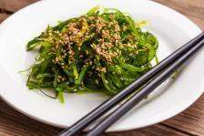 Diva de la nutrition: salade d'algues Recette :: Conseils rapide et sale ™