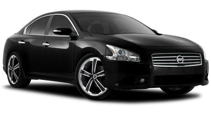 2014 Nissan Maxima Black Rims | Nissan | Pinterest ...