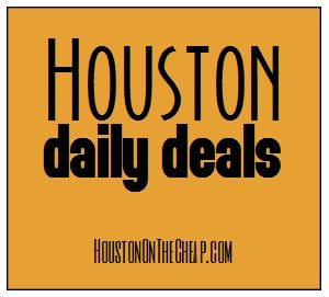 Round up of Houston daily deals for cheap eats and fun... www.houstononthecheap.com/daily-deals