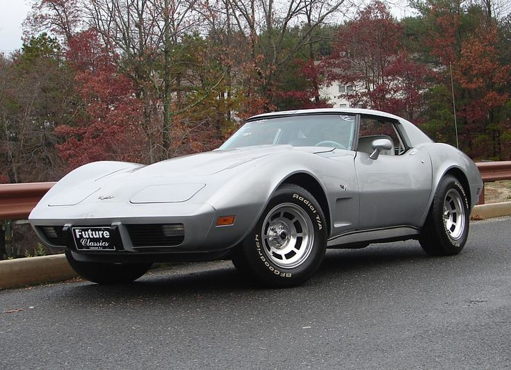 1977 Chevrolet Corvette Maintenance/restoration of old/vintage vehicles: the material for new cogs/casters/gears/pads could be cast polyamide which I (Cast polyamide) can produce. My contact: tatjana.alic@windowslive.com