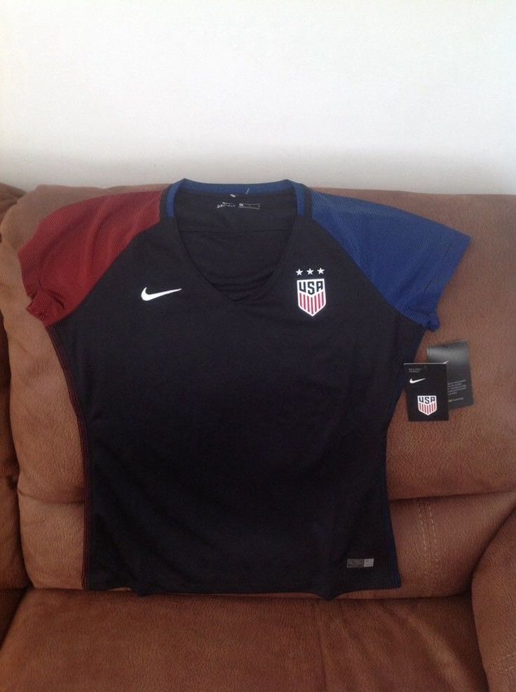 Nike usa national team soccer jersey new with tags size L women's | Sports Mem, Cards & Fan Shop, Fan Apparel & Souvenirs, Soccer-National Teams | eBay!