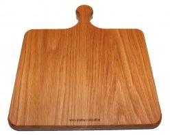 Solid oak Serving Paddle