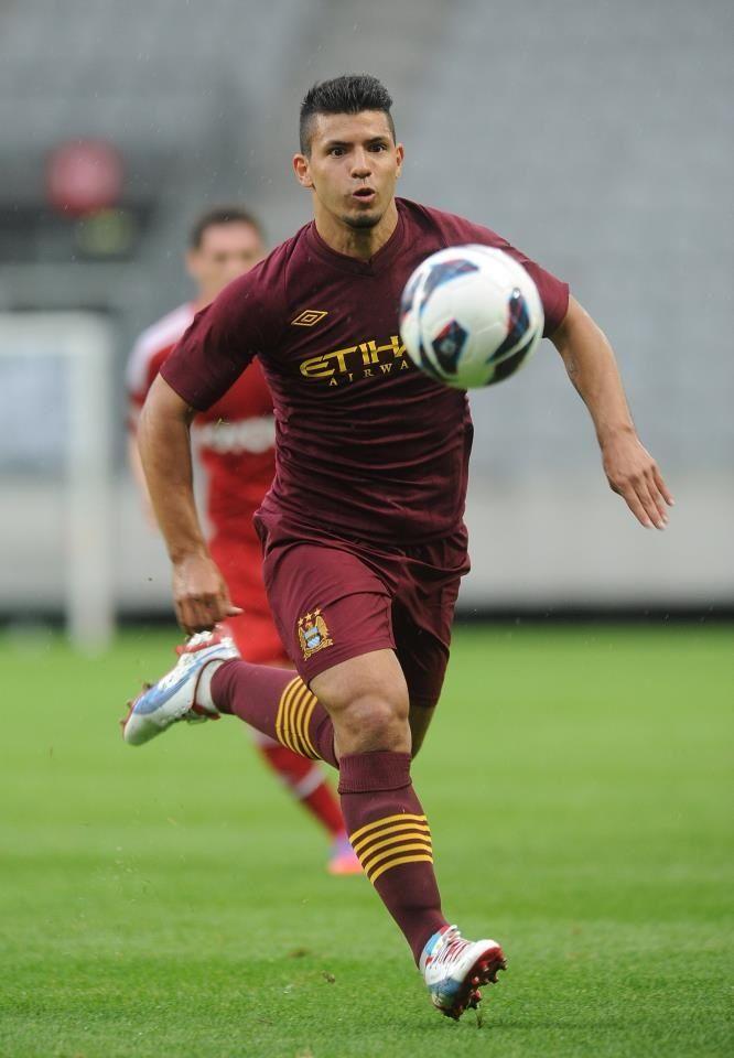 Sergio Aguero ⚽ Manchester City