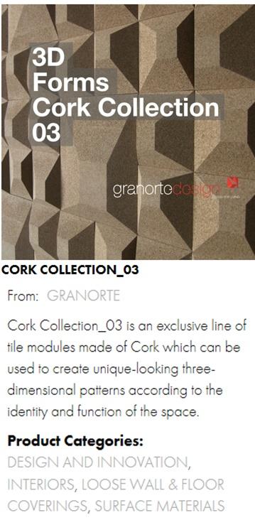 Granorte - design Alzira Peixoto e Carlos Mendonça