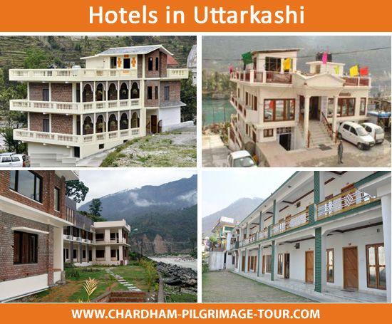 Top 10 Hotels in Uttarkashi