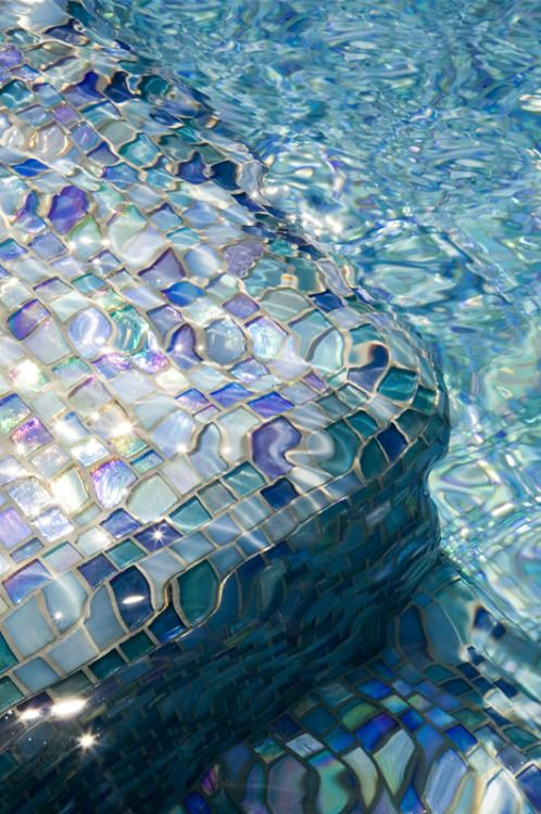 31 best Swimming Pool Mosaic Application Photos images on Pinterest