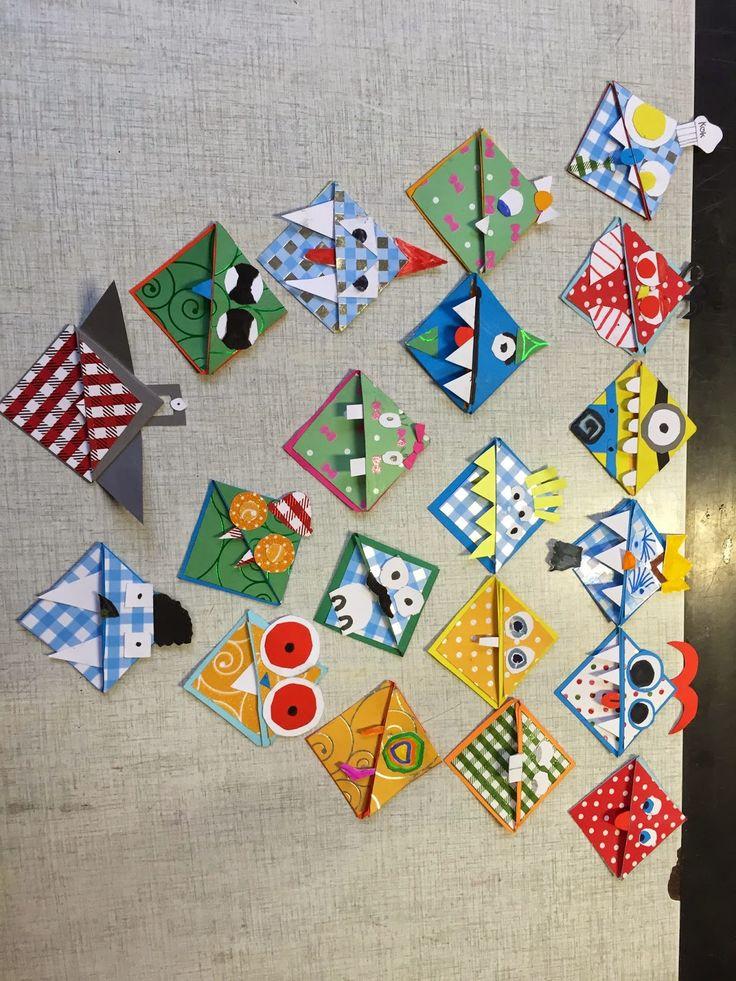 Ter Beuke 6de leerjaar - Juf Mieke: Bladwijzer - werken met stappenplan