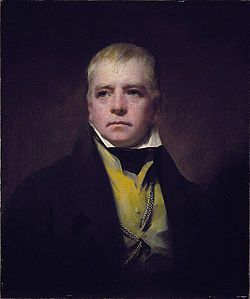 Sir Walter Scott, (1771 – 1832) was a Scottish historical novelist, playwright, and poet, popular throughout much of the world during his time.  His novels and poetry are still read, and many of his works remain classics of both English-language literature and of Scottish literature. Famous titles include Ivanhoe, Rob Roy, The Lady of the Lake, Waverley, The Heart of Midlothian and The Bride of Lammermoor.