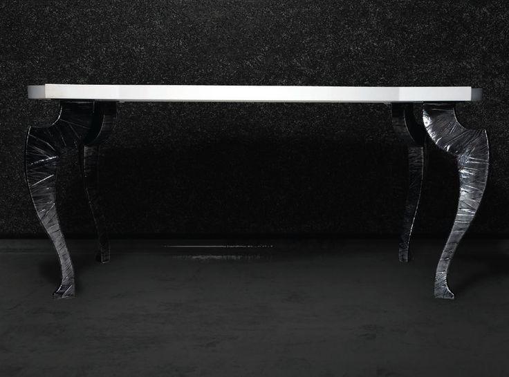 #tavolo #collezione fauno, creazione originale by #Fabio #Masotti, #design 100% #madeinitaly #artdesign #arredamento
