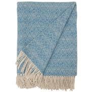 Cashmere Blanket - Woven Blanket | Brora