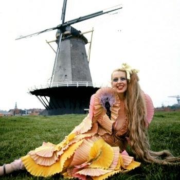 Mathilde Willink onze Nederlandse Fong Leng adept & muze & echtgenote van schilder Carel Willink