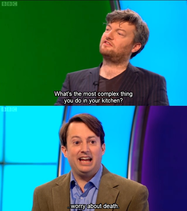 David Mitchell & Charlie Brooker // Would I Lie To You