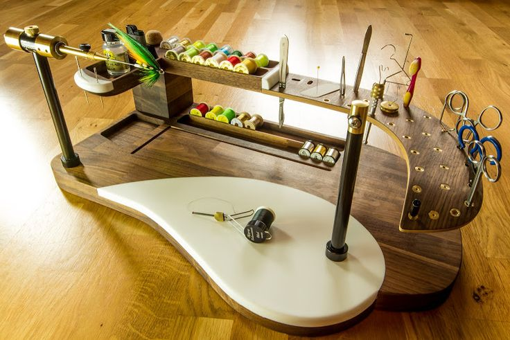 50 Best Fly Tying Stations Amp Accessories Images On Pinterest
