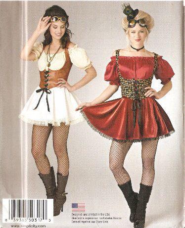 130 best Costume Patterns images on Pinterest | Kostümmuster ...