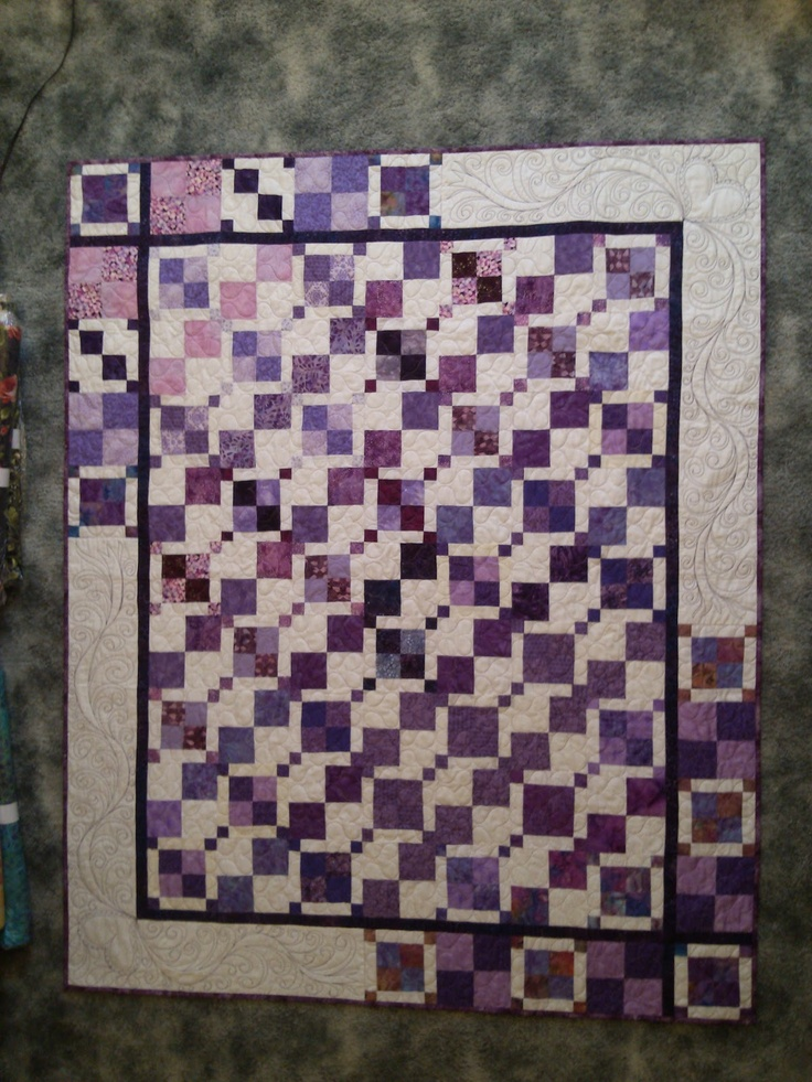8 best images about Quilt Borders Ideas on Pinterest | Stitching ... : ideas for quilt borders - Adamdwight.com