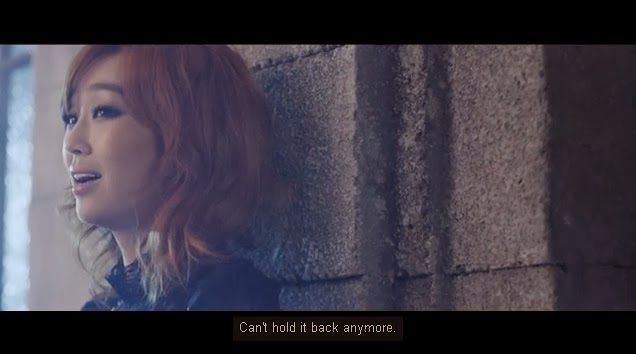 Sistar's Hyorin - Let It Go from moview Frozen (Music Video)