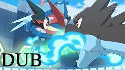 Pokemon XY&Z- Ash vs. Alain[FULL 6V6 KALOS LEAGUE FINALS BATTLE ENG DUB HD] - YouTube