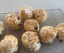 Date scones | Official Thermomix Recipe Community