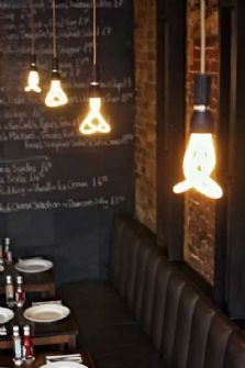 Plumen energy saving light bulb