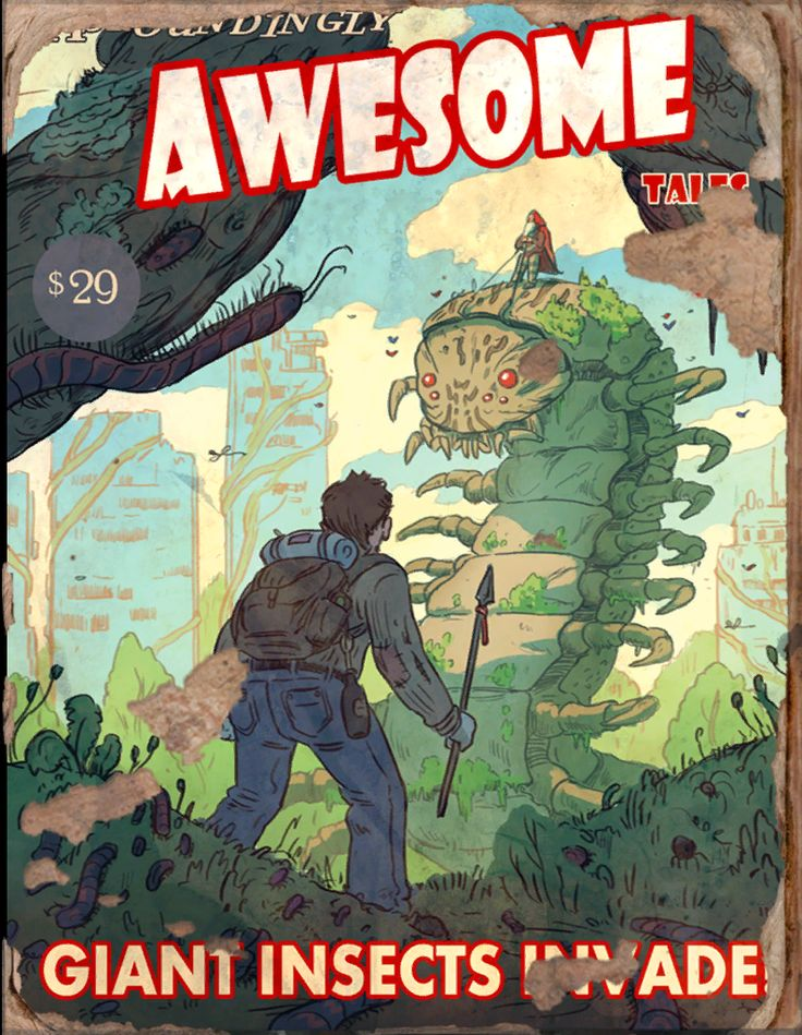 Awesome Tales #10 Book - Fallout 4 by PlanK-69 on DeviantArt