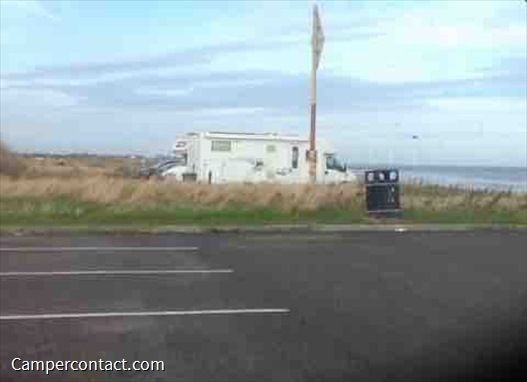 Motorhome parking Marske by the sea (Parking) | Campercontact