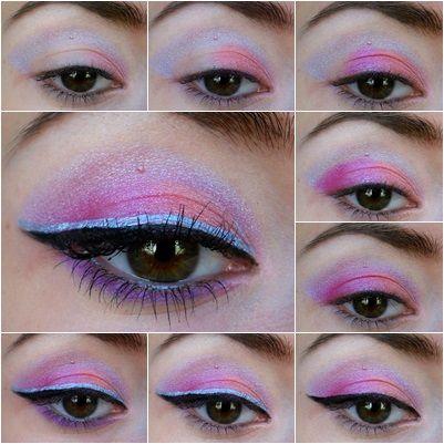 Pink tutorial