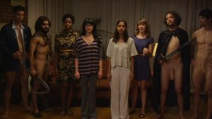 """Female Comedians Campaign For More Dongs on HBO: If you watch Game of Thrones you know HBO loves their female nudity. But male nudity? Not so much. A selection of HBO's female viewers speak out on this inequality in a hilarious video titled """"HBO Should Show Dongs.""""   Slightly NSFW for blurred out boobs 'n' bits."""