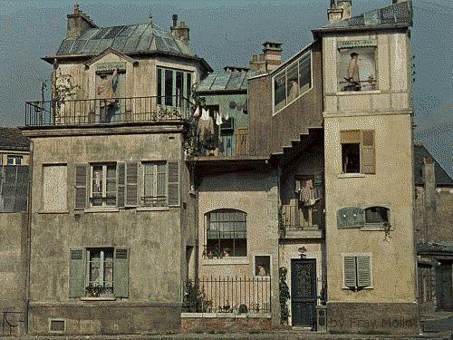 Jacques Tati - mon Oncle (the house) remix