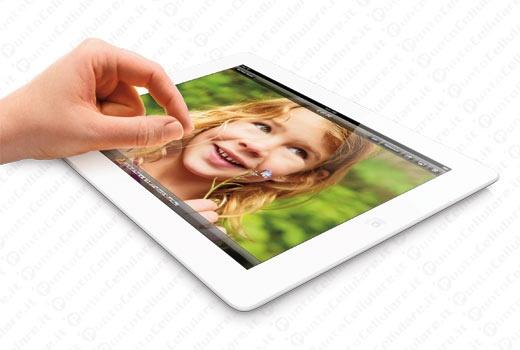 Vodafone - disponibile da oggi il nuovo iPad di quarta generazione
