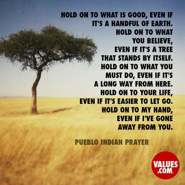Inspirational Prayer Quotes: An Inspiring Quote By Pueblo Indian Prayer About #family