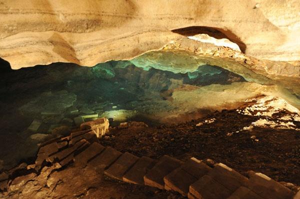 Englebrecht Caves, Mount Gambier.