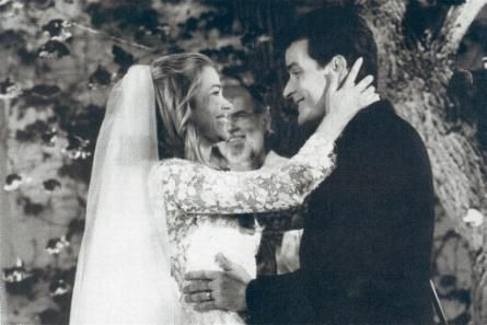 Denise Richards and Charlie Sheen. Celebrate your wedding with jewels from Renaissance Fine Jewelry in Vermont or www.vermontjewel.com