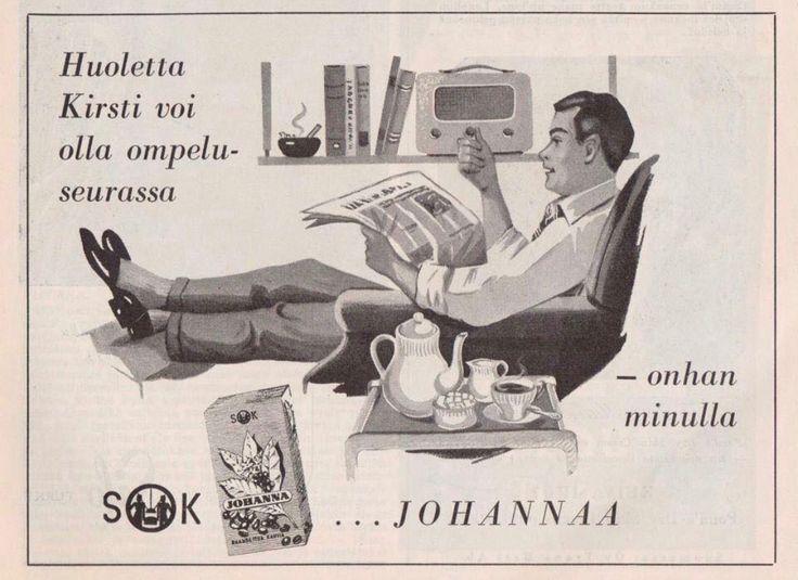 Mainos 1954