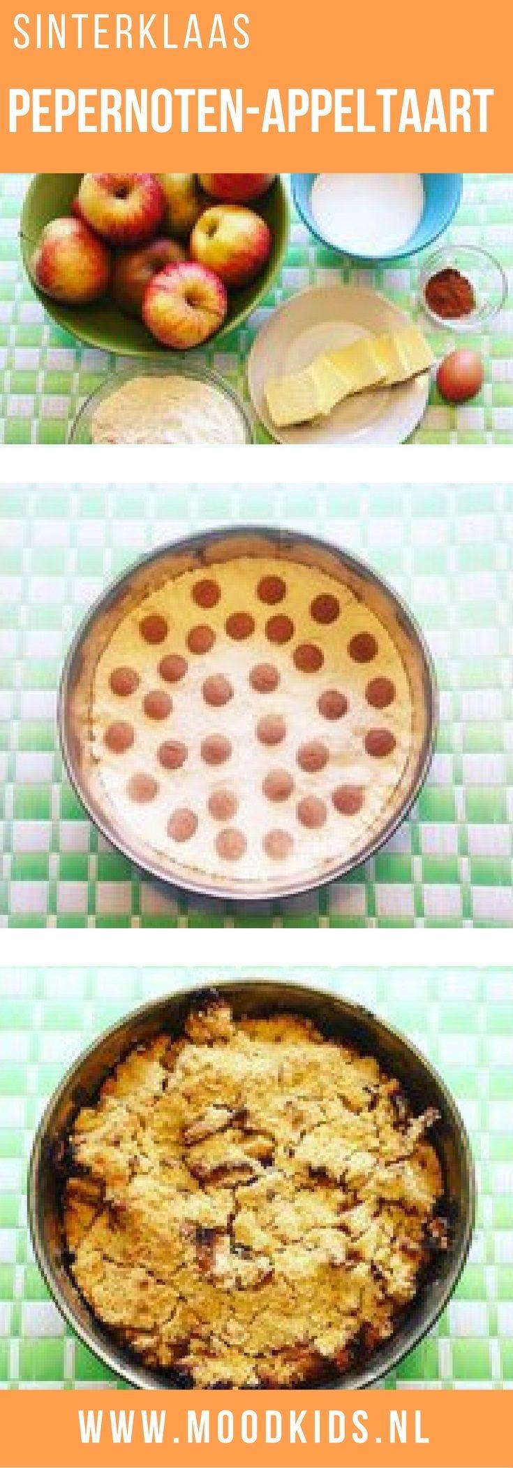 Met de leftover kruidnootjes gaan we bakken. Met pepernoten maken we een heerlijke appeltaart en we drinken warme chocomelk van de overgebleven chocoladeletters. De recepten vind je hier.