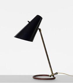 HansBergström lamp Wright Scandinavian Design Auction  Wright20.com