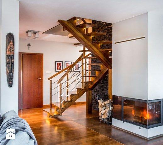 Hol domu - zdjęcie od Pracownia Projektowania Wnętrz Viva Design