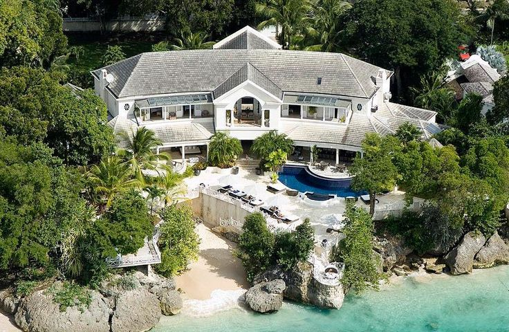 Cove Spring House, St James - Sleeps up to 20. One of the finest properties for rental on the island, this luxury Barbados villa is proudly positioned above a secluded cove, furnished in colonial style, and impeccably served by a team of staff.