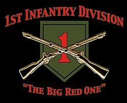 1st Infantry Division 1st of the 16th Infantry Boebligen Germany, my first unit 1978-1980