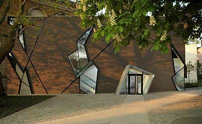 Neuer Eingang Felix-Nussbaum-Haus