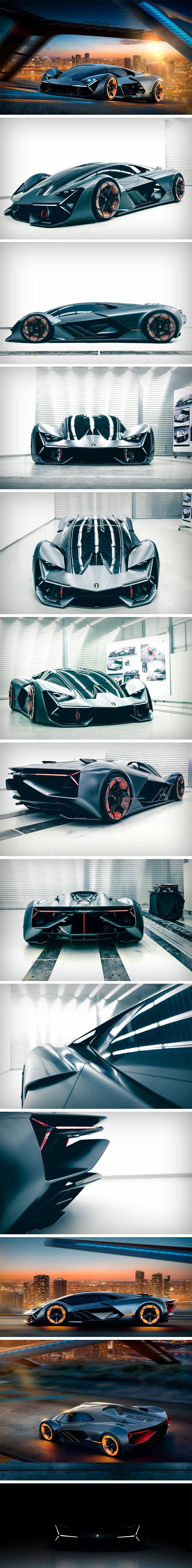 It's hard to imagine Lamborghini ever ditching the guzzle of a petrol engine for a silent hyperdynamic electric system. It's thanks to the beautiful design of the Terzo Millennio, that shows that maybe Lamborghini is thinking very seriously about a move into the future of electric vehicles. Working alongside MIT to develop one of the most advanced cars on the road, Lamborghini is grabbing the bull by the horns with this concept, and it is certainly paying off.