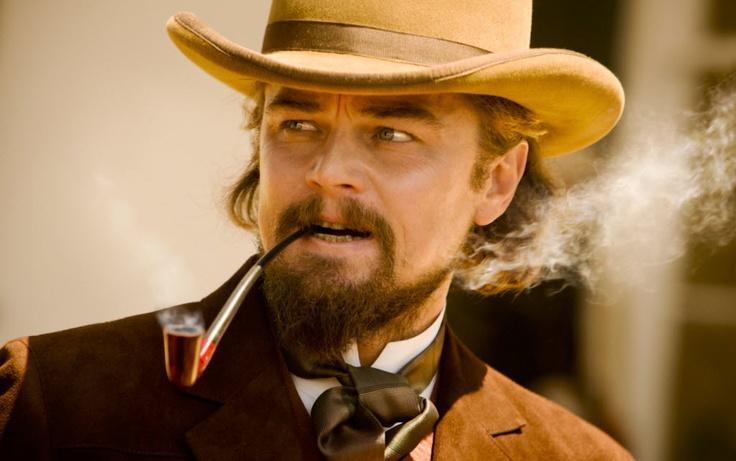 """DiCaprio sobre papel em """"Django Livre"""": """"Nunca fiz um personagem tão terrível, racista e narcisista""""."""