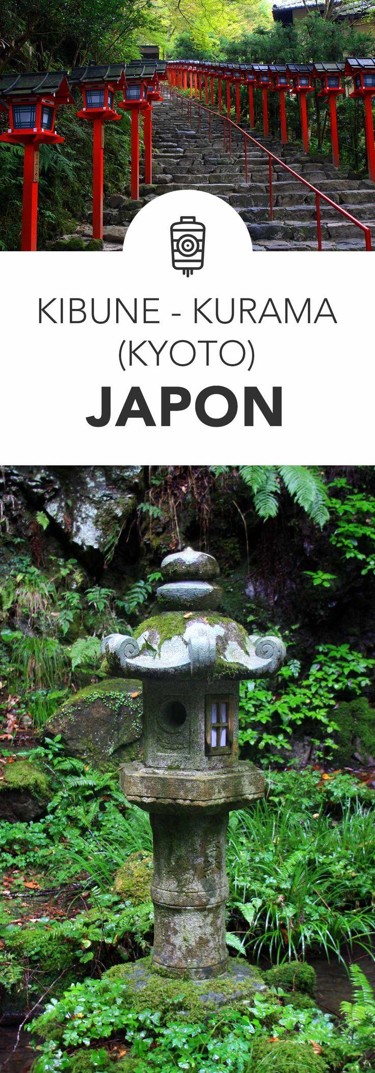 Petite escapade au nord-est de Kyoto, 2-3h de randonnée puis détente dans le plus bel onsen de la région de Kyoto !