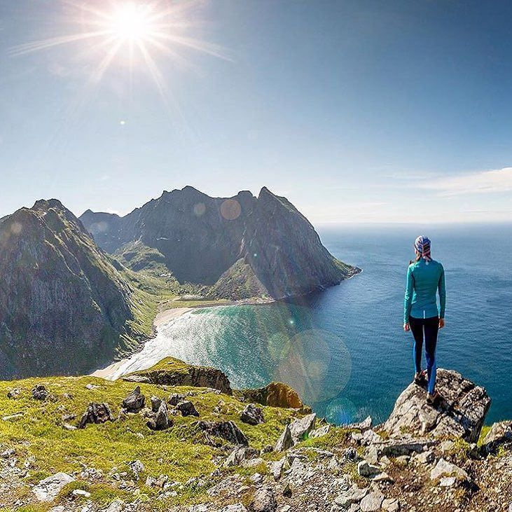 Mt Ryten, Lofoten Islands, Norway | by Rover Ramirez