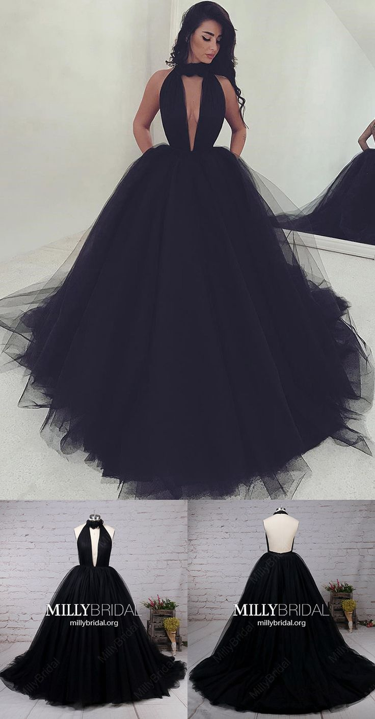 best black prom dresses images on pinterest