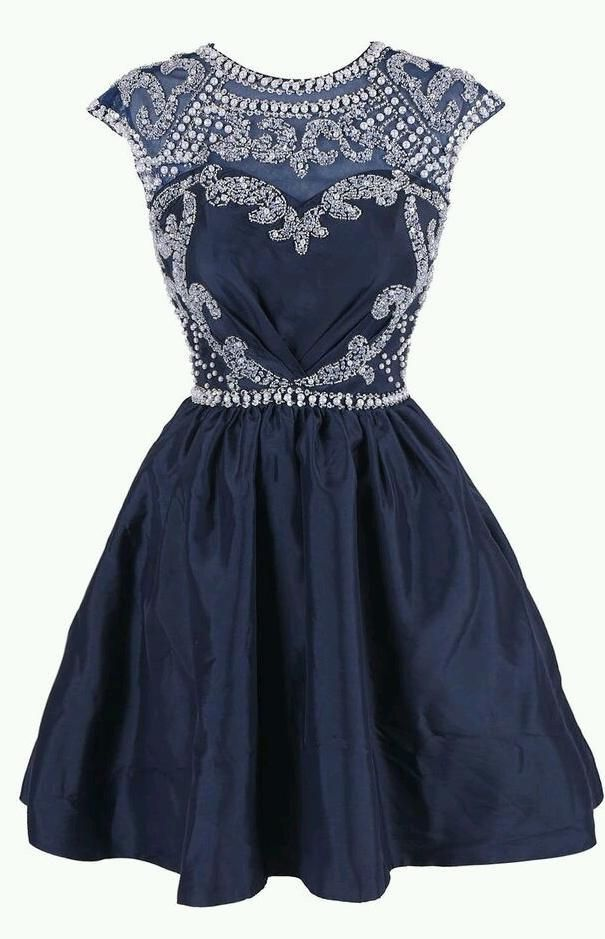 Vintage Graduation Dresses Beaded Collar Short Sleeve Jewel Collar Short Dress New Prom Cocktail Gown Formal Homecoming Gowns Vestidos Party 8 Grade Graduation Dresses Beautiful Graduation Dresses From Yoyobridal, $87.13| Dhgate.Com
