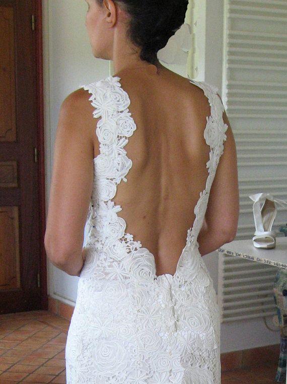 Best 25+ Open back wedding ideas on Pinterest   Open back ... - photo #29