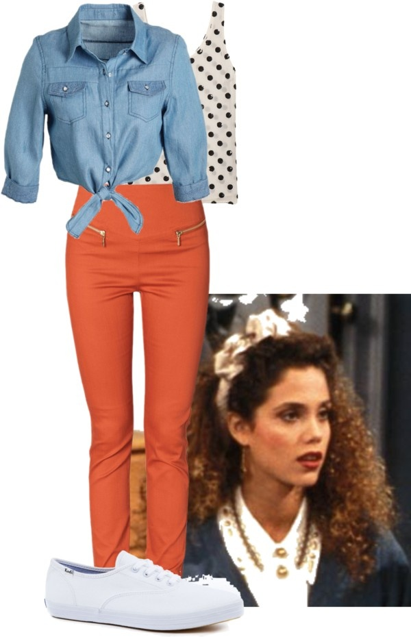"""Jessie Spano"" by indielove49 on Polyvore"