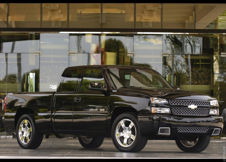 2006 chevrolet silverado intimidator ss silverado sierra pinterest chevy trucks and. Black Bedroom Furniture Sets. Home Design Ideas