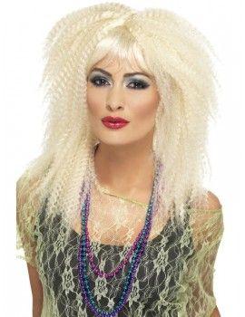 80s Trademark Crimp Wig2